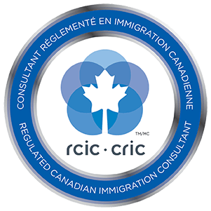 logo for Regulated Canadian Immigration Consultant